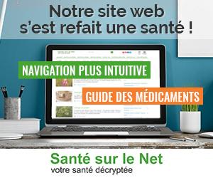 Pub nouvelle interface Santé sur le Net