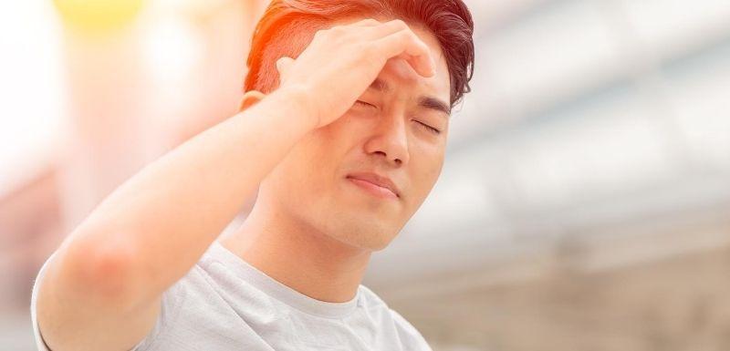 Fortes chaleurs : quel impact sur la survenue des migraines ?