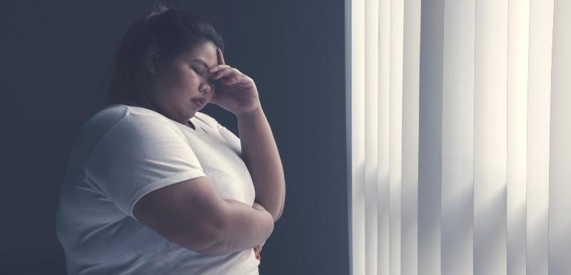 Le risque de migraine est associé à l'obésité